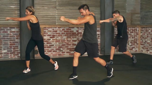 Xtreme Burn Bodyweight Blast // Cardio