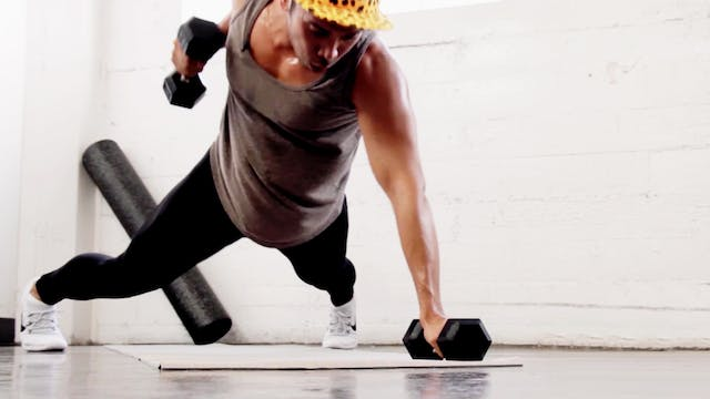 20-Minute Extreme Burn Full Body HIIT