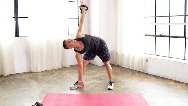 10 Minute Kettlebell Workout for Stre...