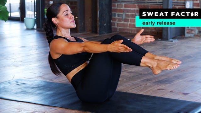 15-Minute Yoga Sculpt - Core