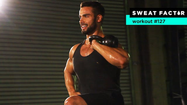 20-Minute Kettlebell Strength