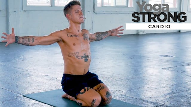 YOGA STRONG: Energizing Cardio