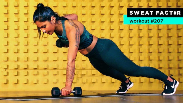 25-Minute Full Body EMOM Workout