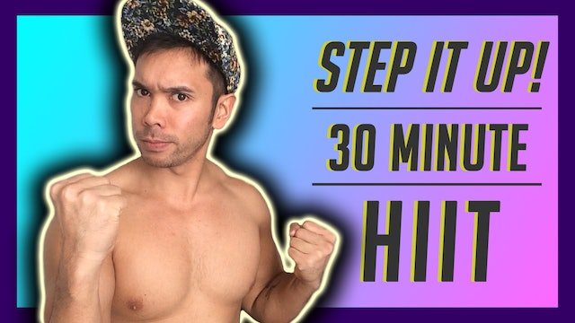[ MASHUP ] 30-Minute Fat Melting Step HIIT Workout