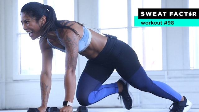 30-Minute Progressive HIIT Workout