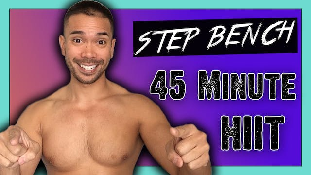 [ MASHUP ] 45-Minute Fat Melting Step...