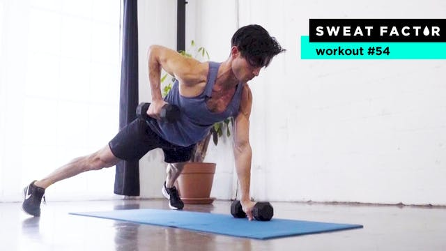 20-Min Low Impact Strength Workout