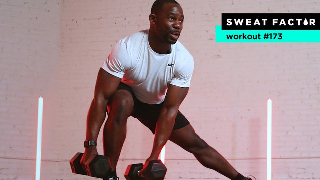 30-Minute Full Body Strength Blast