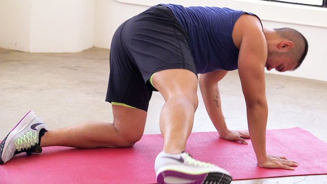 10 Minute Lower Body Booty Blaster