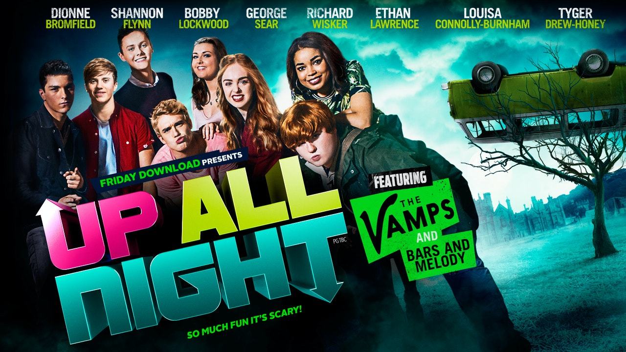 Friday Download, The Movie - Up All Night