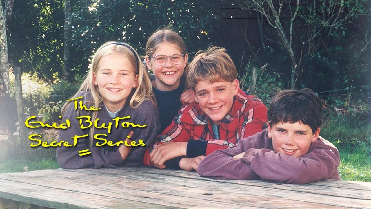 The Enid Blyton Secret Series