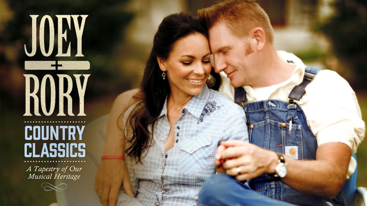 Gaither Presents Joey + Rory: Country Classics