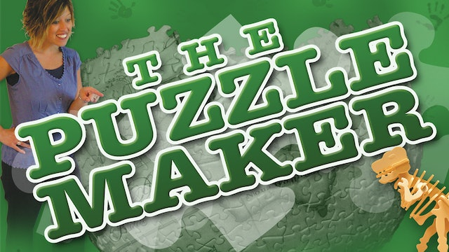 Our House: The Puzzle Maker