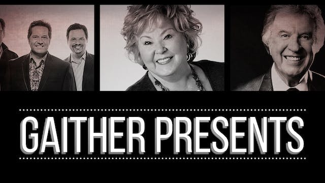 Gaither Presents Cliff Barrows -Celeb...