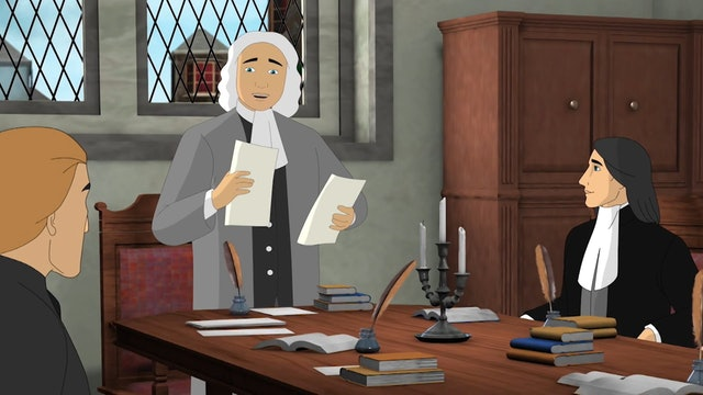 John Wesley Story