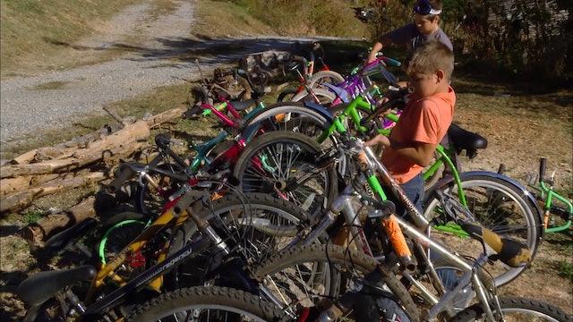 Bike Racks, Barbers & Big Duets!