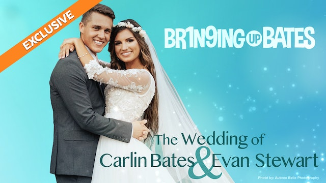 The Wedding of Carlin & Evan Stewart