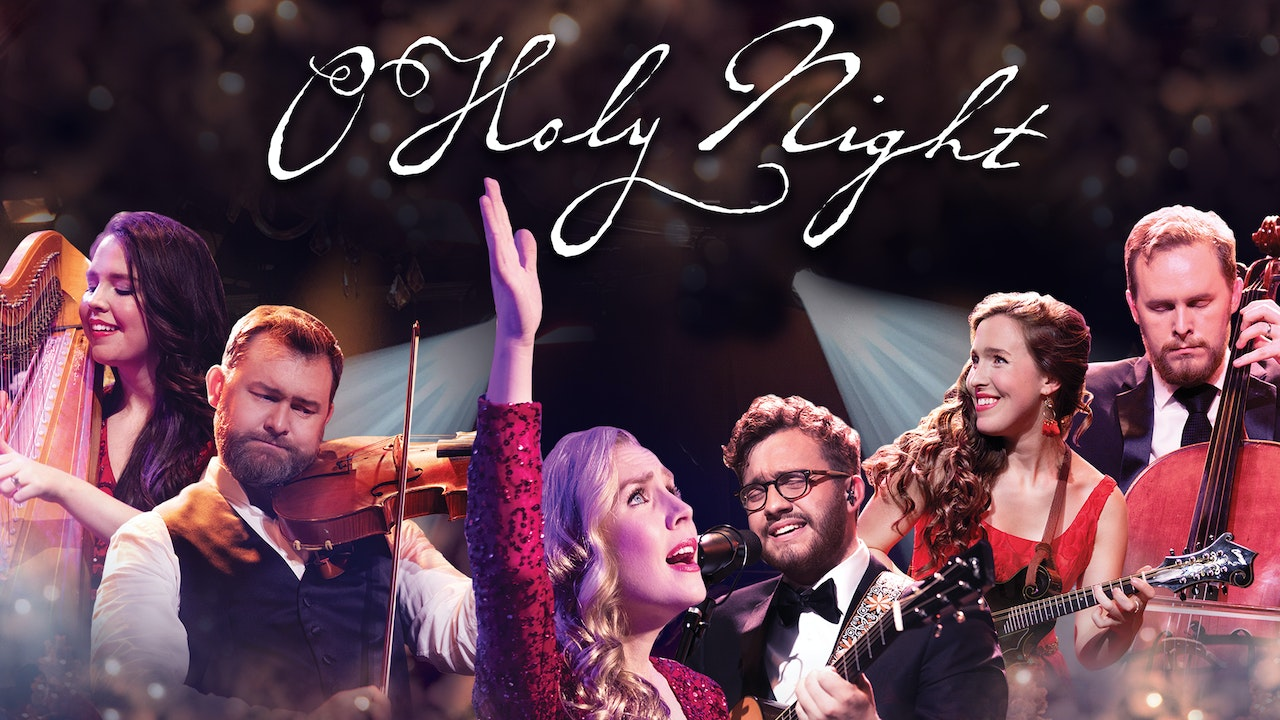 O Holy Night: The Annie Moses Band Christmas Special
