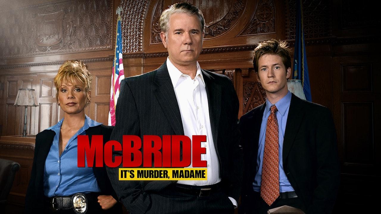 McBride: Its Murder, Madam