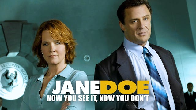 Coming Soon - Jane Doe: Now You See I...