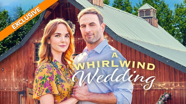 Coming Soon - A Whirlwind Wedding (Au...