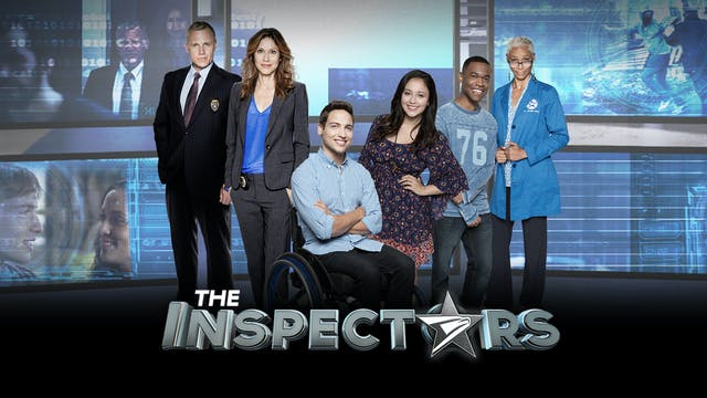 Coming Soon - The Inspectors Season 2...