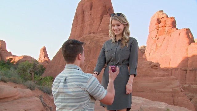 Our Wedding Story: Josie & Kelton