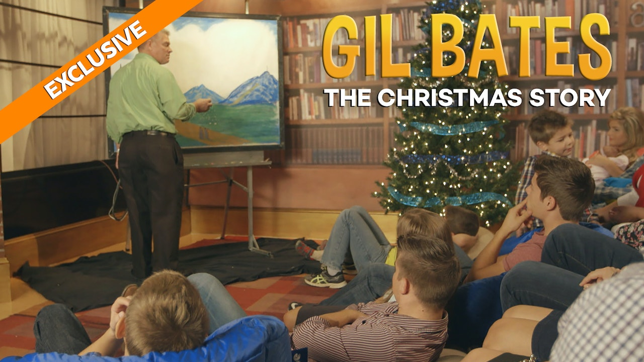Gil Bates: The Christmas Story