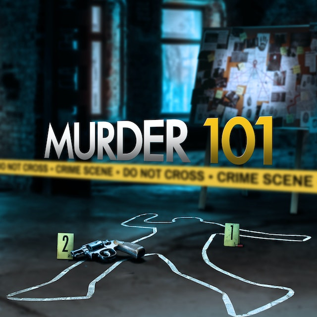 Coming Soon - Murder 101 (March 2, 2021)