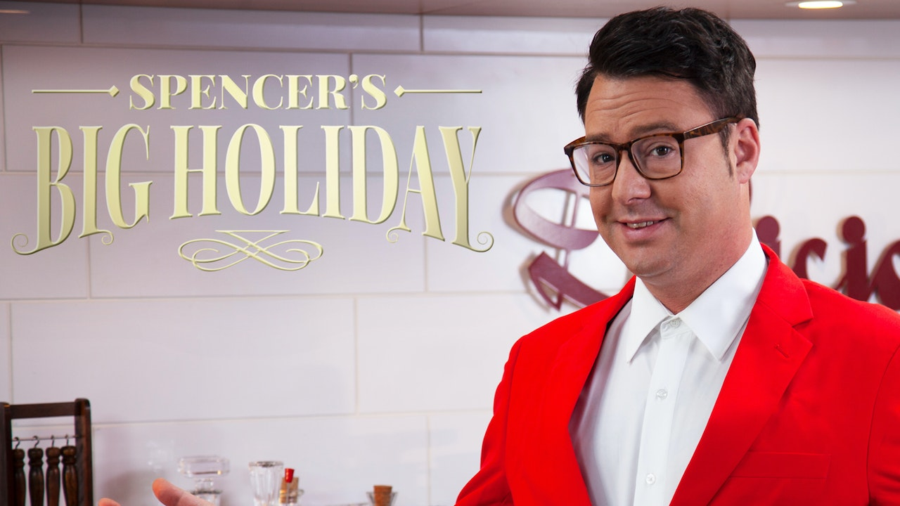 Spencer's BIG Holiday