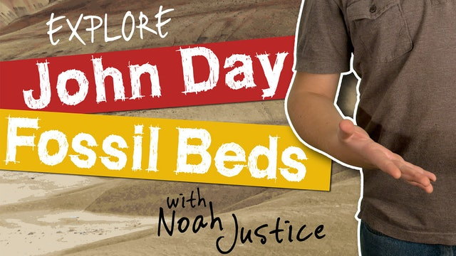 Explore John Day Fossil Beds