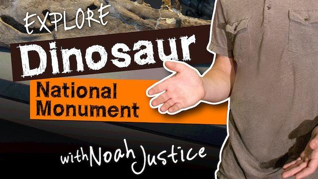 Explore Dinosaur National Monument