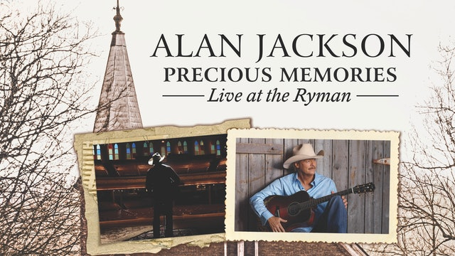 Gaither Presents Alan Jackson: Precious Memories