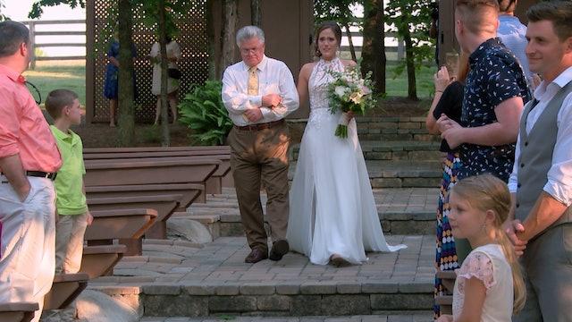 Our Wedding Story: Whitney & Zach