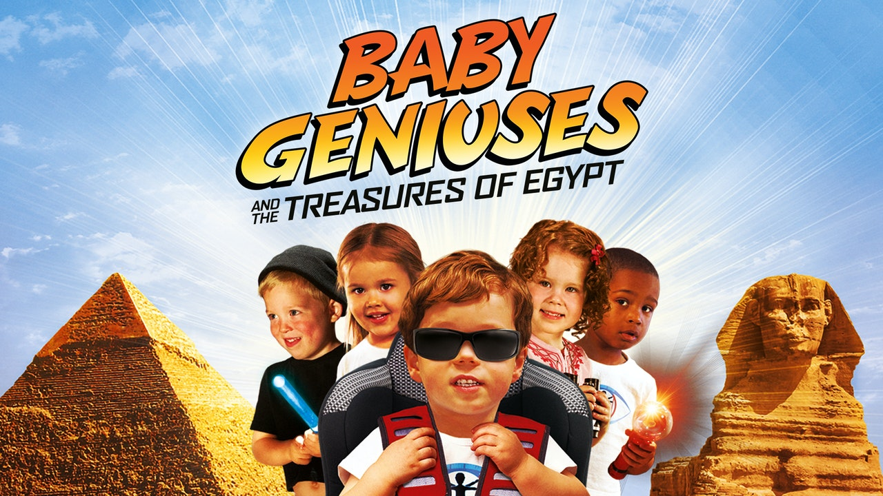 Baby Geniuses: The Treasures of Egypt