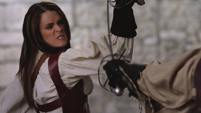 La Femme Musketeer - Part 1