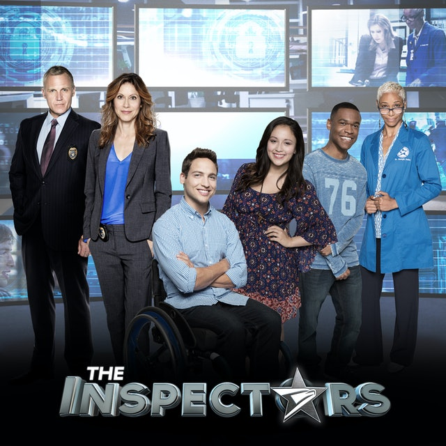 Coming Soon - The Inspectors (May 21, 2021)