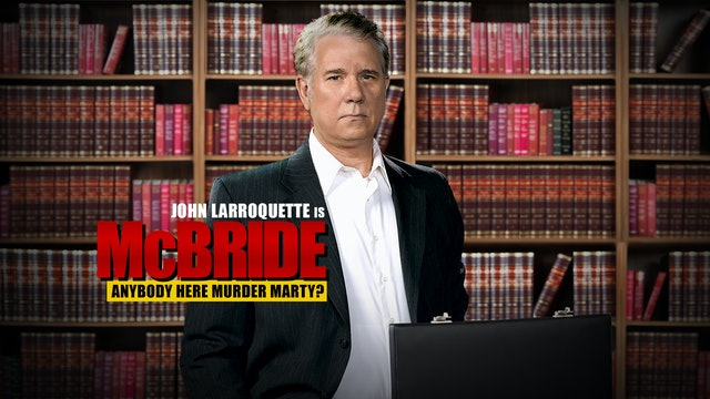 McBride Anybody Here Murder Marty