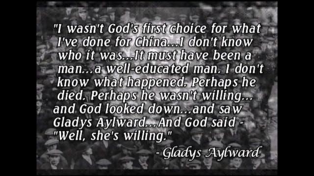 Gladys Aylward Documentary