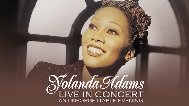 Yolanda Adams: Unforgettable