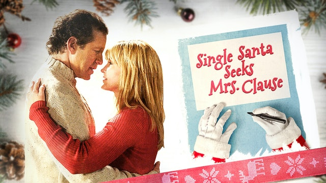 Single Santa Seeks Mrs Clause