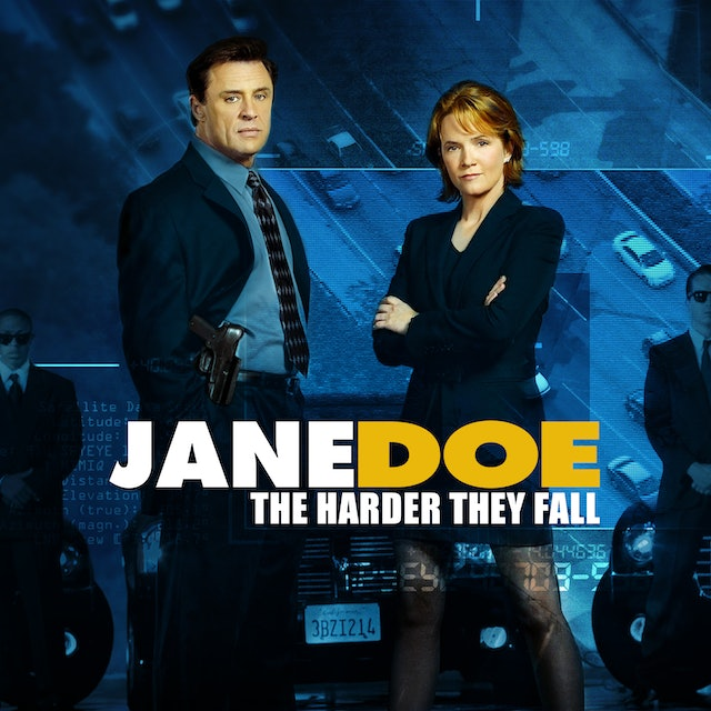 Coming Soon - Jane Doe: The Harder They Fall (May 21, 2021)