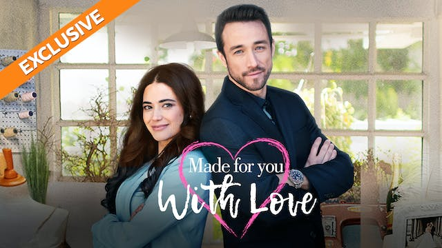 Coming Soon - Made For You, With Love...