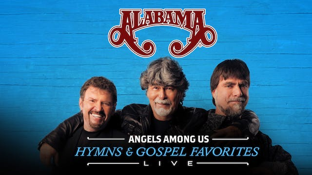Gaither Presents Alabama: Angels Amon...