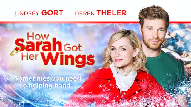Coming Soon - How Sarah Got Her Wings...