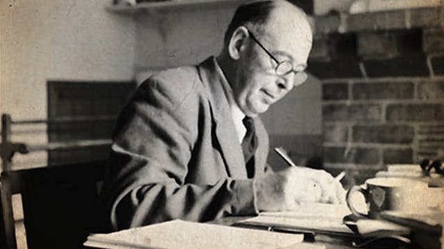 Why I Like C.S. Lewis