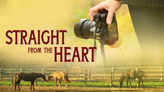 Coming Soon - Straight From The Heart...