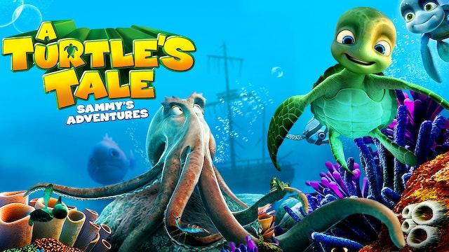 A Turtles Tale: Sammys Adventure