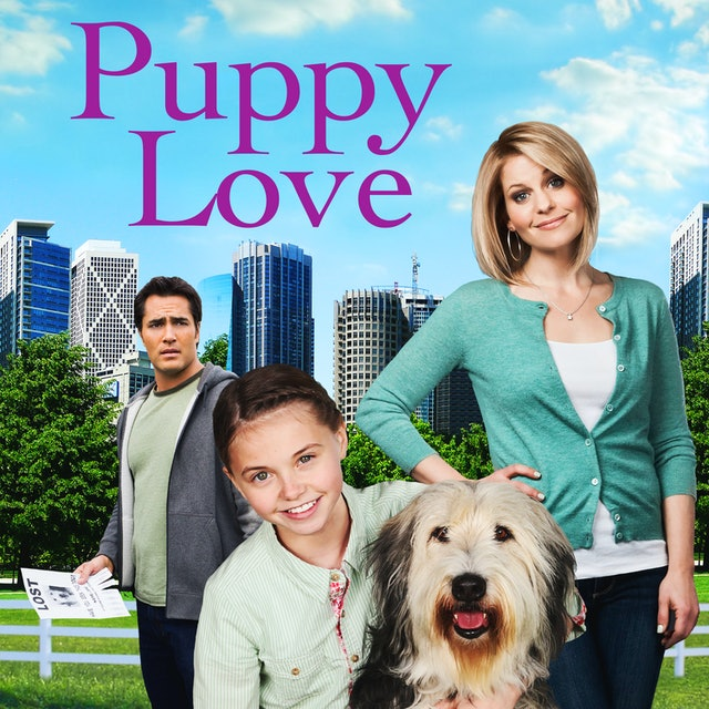 Coming Soon - Puppy Love (February 12, 2021)