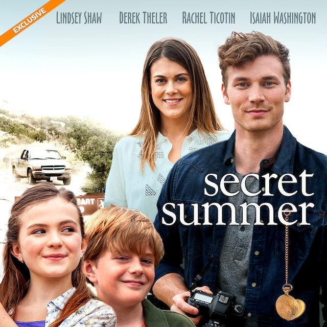 Coming Soon - Secret Summer (March 16, 2021)